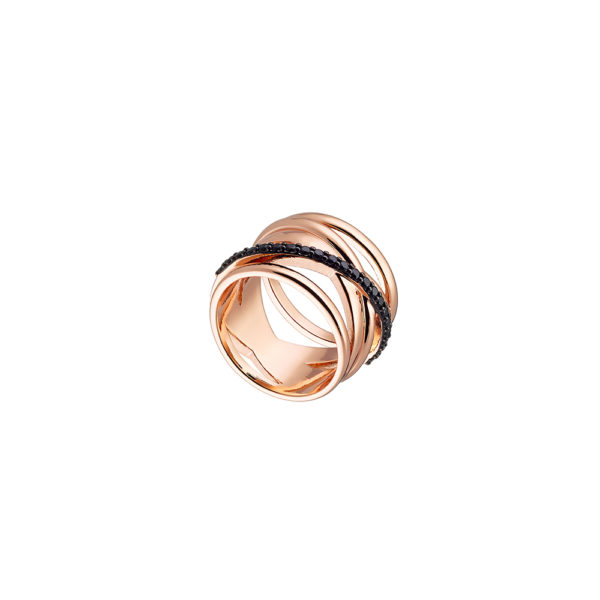 04X15-00116 Oxette Twist Ring