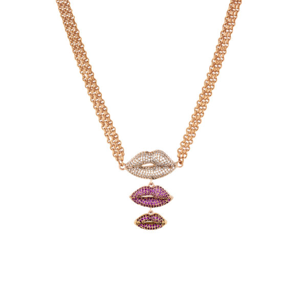 01X15-00171 Oxette Rocking Necklace