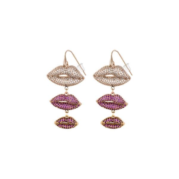 03X15-00233 Oxette Rocking Earrings