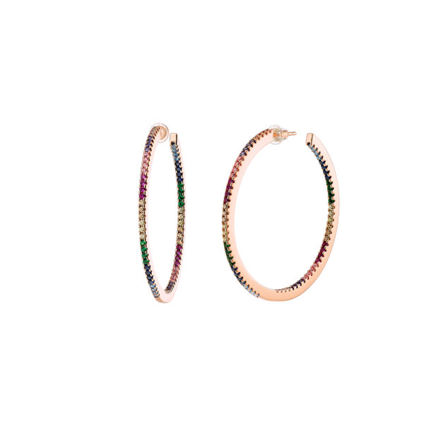 03X15-00226 Oxette Optimism Earrings