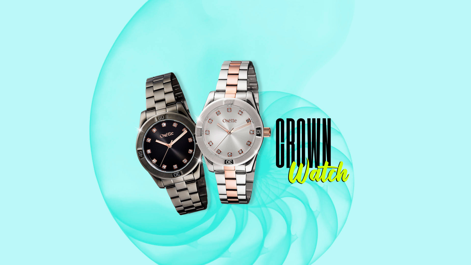 Crown Watch - Oxette