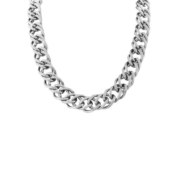 01X03-00220 Oxette Heavy Metal Necklace