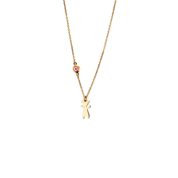 01X05-02933 Oxette Love Messages Necklace