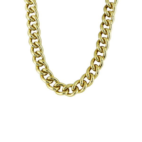 01X15-00177 Oxette Heavy Metal Necklace