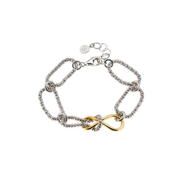 02X01-03206 Oxette Striking Gold Bracelet