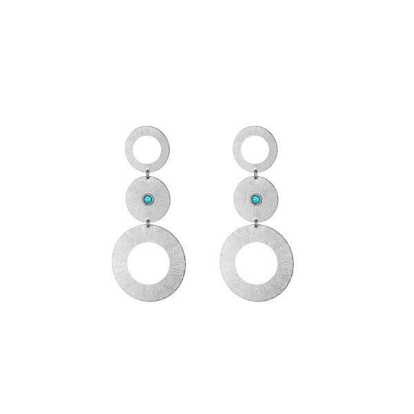 03X01-03013 Oxette Striking Gold Earrings