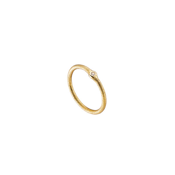 04X05-01553 Oxette Striking Gold Ring