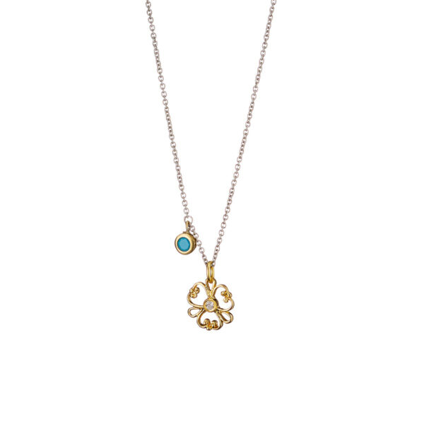 01X01-05053 Oxette Rocking Necklace