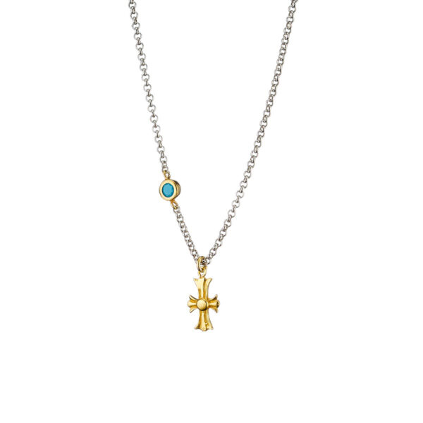 01X01-05056 Oxette Rocking Necklace