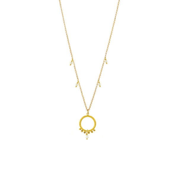 01X05-02953 Oxette Spira Necklace