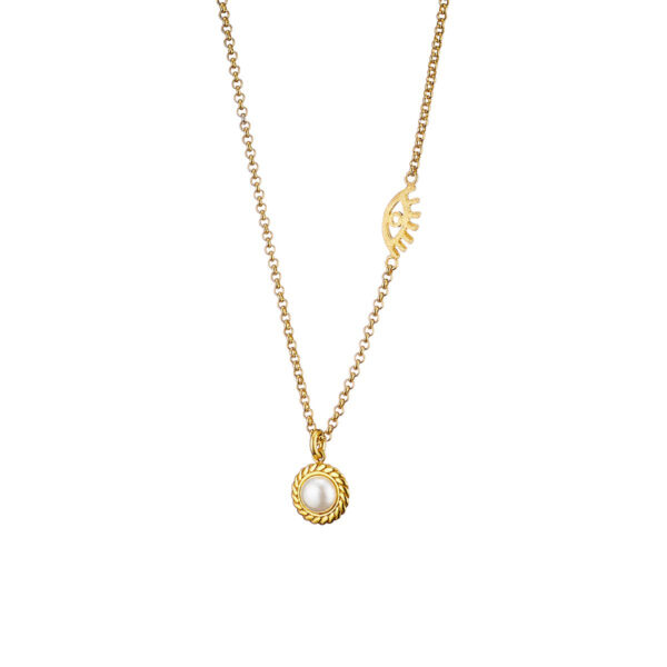 01X05-02962 Oxette Rocking Necklace