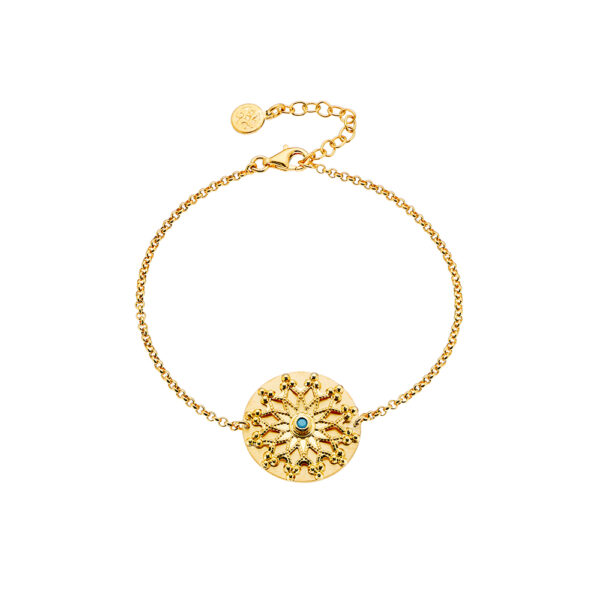 02X05-02057 Oxette Grecian Chic Bracelet
