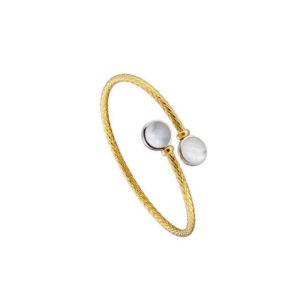 02X05-02061 Oxette Striking Gold Bracelet