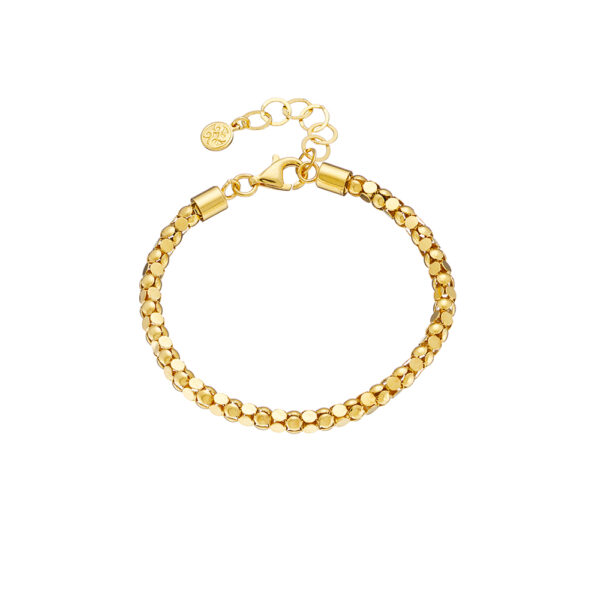 02X05-02066 Oxette Striking Gold Bracelet