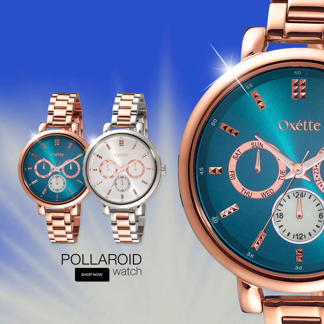 Pollaroid Watch Pop Up - Oxette