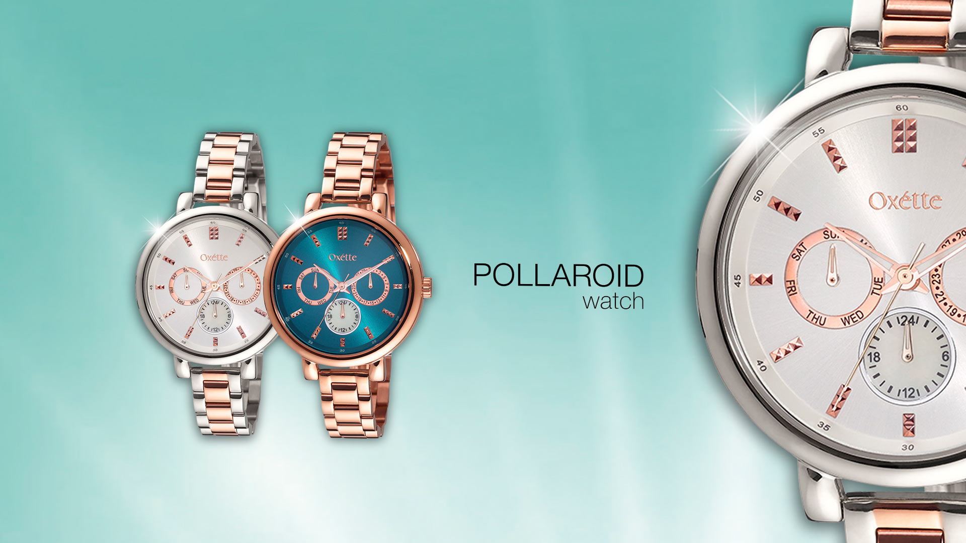 Pollaroid Watch - Oxette