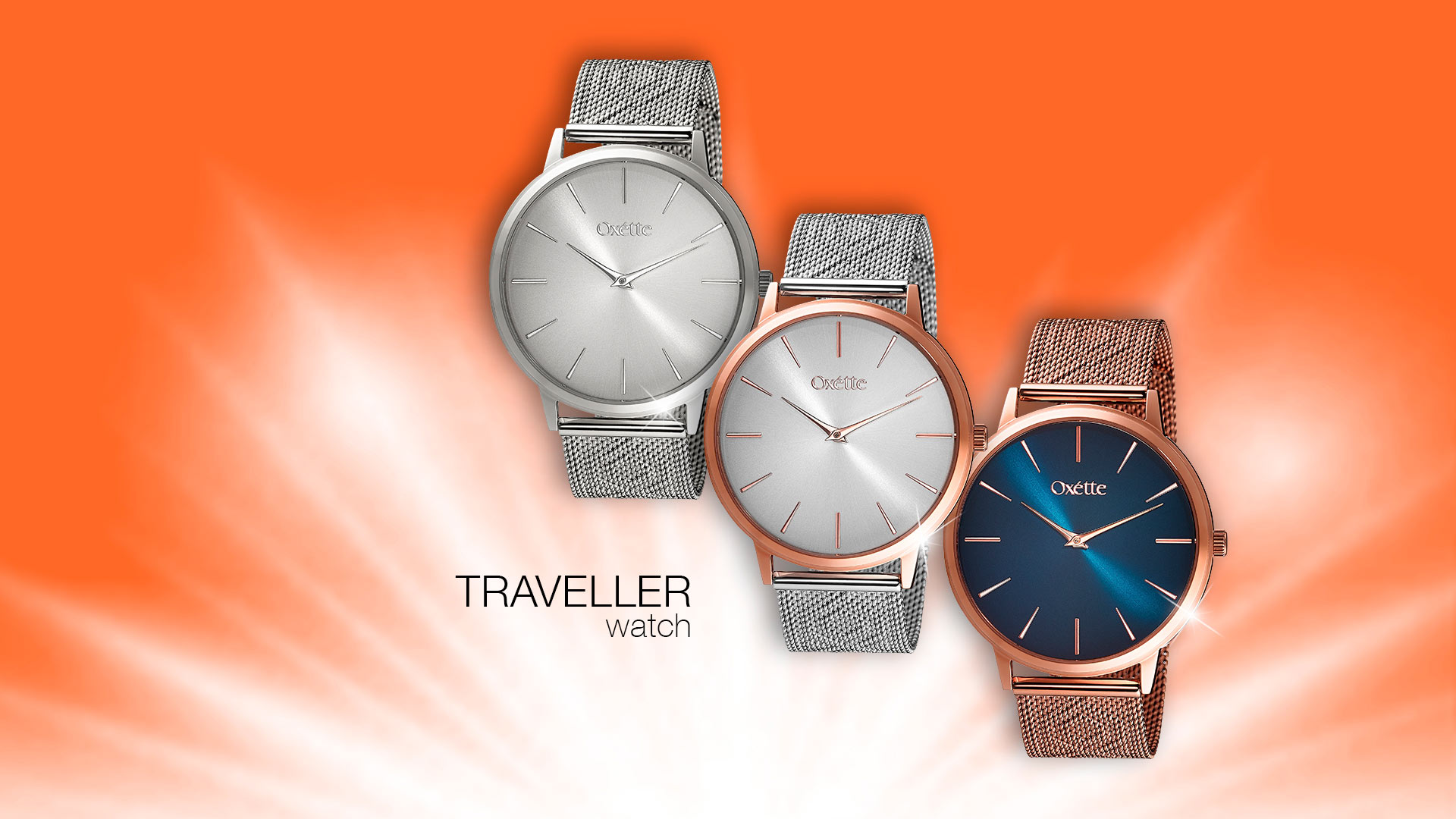 Traveller Watch - Oxette
