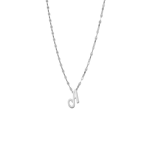 01X01-05087 Oxette Alphabet Necklace