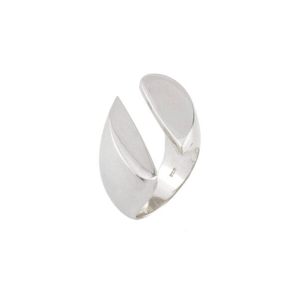 04X03-00175 Oxette Heavy Metal Ring